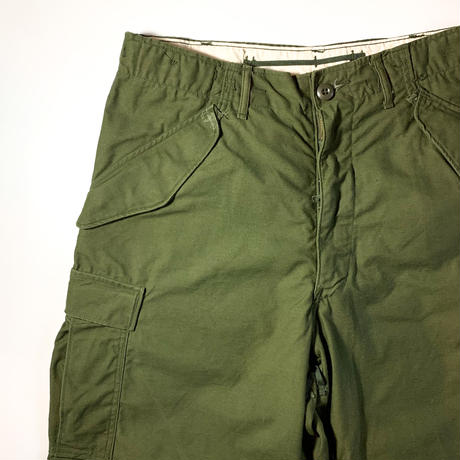 1970's US.ARMY M-65 Field Trousers