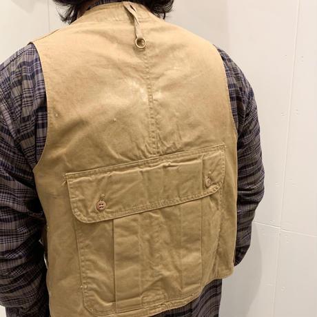 1950〜60's American Field  Fishing Vest