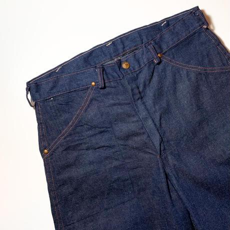 1950's RUGGED Denim Painter Pants