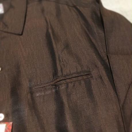 1950〜60's McGEGOR L/S Shirt Deadstock