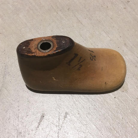 1930's〜 Wooden Shoe Mold