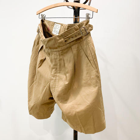 1950's British Army Gurkha Short Pants Deadstock