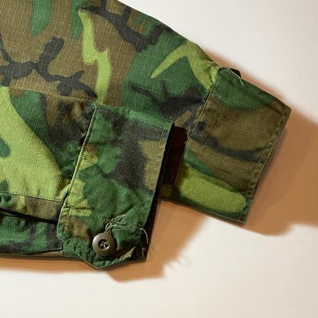 1960's US.ARMY ERDL Jungle Fatigue Jacket