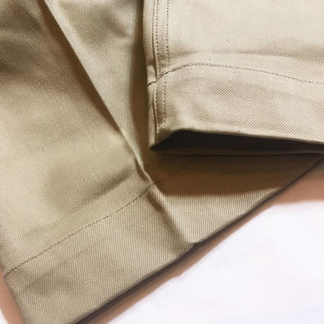 1950〜60's French Army Chino Trousers Deadstock