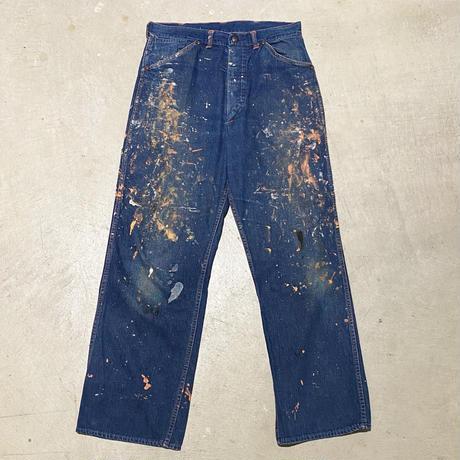 1940's〜 BIG MAC Denim Painter Pants