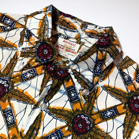 1960's DONEGAL Batik S/S Shirt