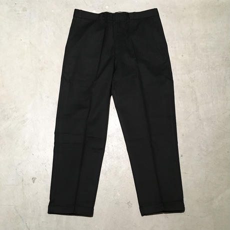 1960's WASH AND WEAR Tapered Pants Deadstock