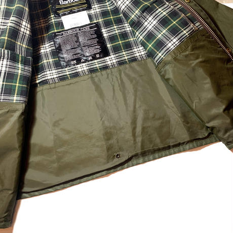 1990's Barbour Spey Oiled Fishing Jacket