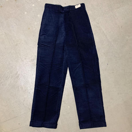 1960's Unknown Corduroy Trousers Deadstock