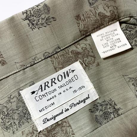 1960's ARROW L/S Shirt Deadstock