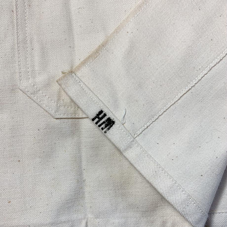 1950's Frnench Military Hospital Jacket Deadstock