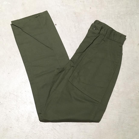 1970's Unknown Utility Trousers Deadstock