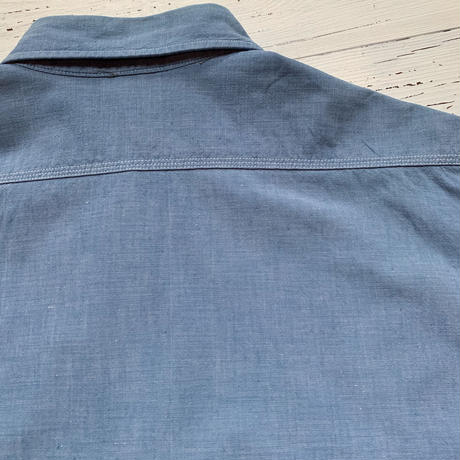1960's BIG MAC Chambray L/S Shirt