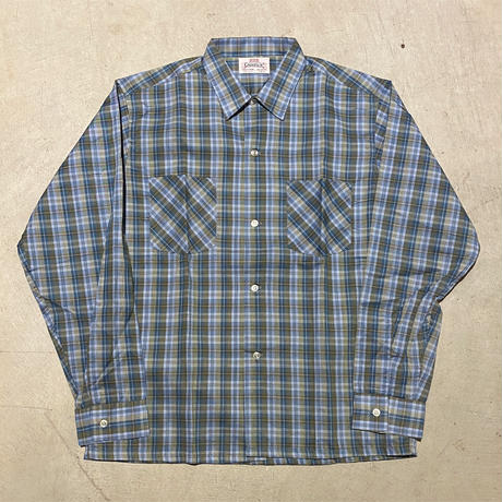 1960's CAMPUS L/S Shirt Deadstock