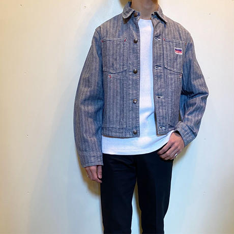 1950's〜 BIG MAC Herringborn Work jacket
