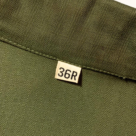 1940's US.ARMY M-43 Herringborn Jacket