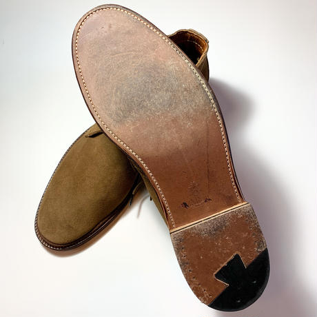 2000's〜 Alden Suede Boots
