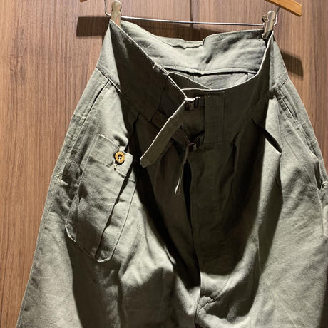 1940's British Army Jungle Short Pants