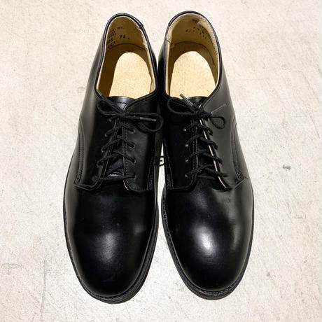 2000's US.NAVY Service Shoes Deadstock