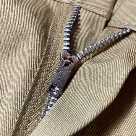 1960's Unknown Chino Trousers Deadstock