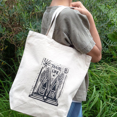 TAGIRI LIFE  cotton bag