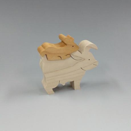 おんぶウシ(20120402)