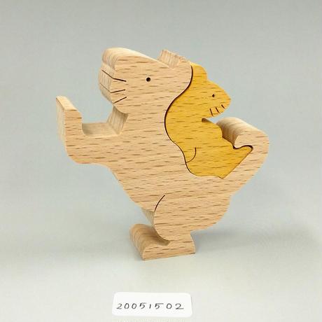 なごやか動物親子・ネコ(20051502)