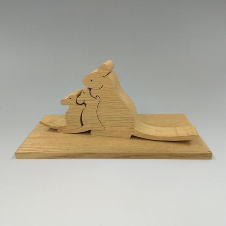 3匹のネズミ 飾り台セット(21052808)