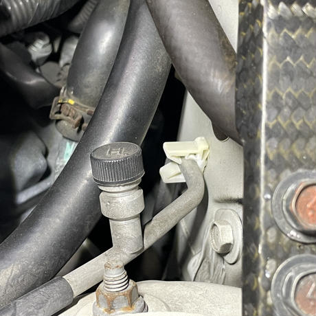 R35GT-R  エアコン配管クリップ 2個セット