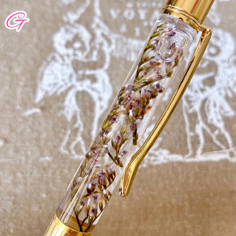 Botanical ball pen