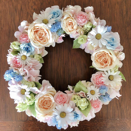 Rose&Deisy Flower Wreath