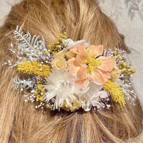cocorohana Hair Accessory 乙木花枝シリーズ #2