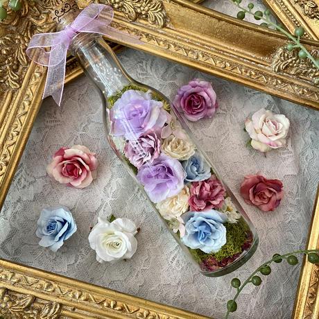 花ギフト ココロハナ violet