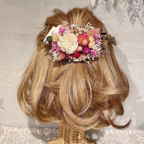 cocorohana Hair Accessory 乙木花枝シリーズ #6