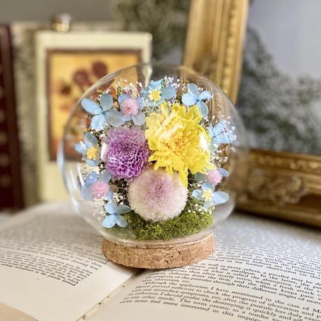 【order】cocorohana Memorial Flowers Dome #1
