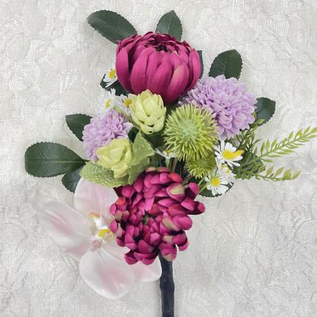 【Order】cocorohana 和シリーズ Memorial bouquet