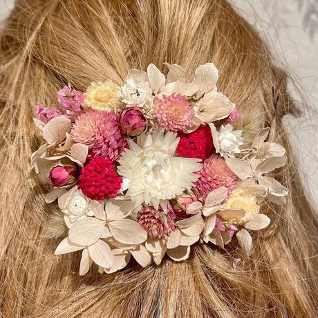 cocorohana Hair Accessory 乙木花枝シリーズ #3