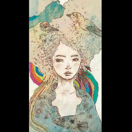 辻崇画集 - Souvenir - [2012年 全40ページ] Takashi Tsuji  Art Book  - Souvenir -  [2012, 40pages]