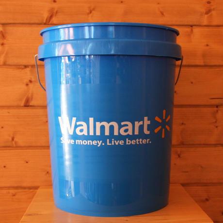 Walmart Bucket