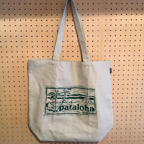 Pataloha Garved Logo Canvas Bag