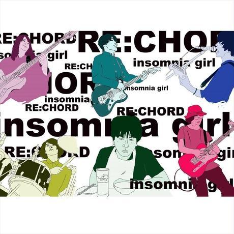 insomnia girl×RE:CHORD Wレコ発サンプラー