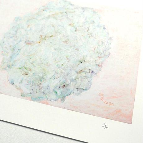 加藤休ミ「米」複製画
