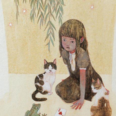 樋口佳絵「七年柳のことづて」