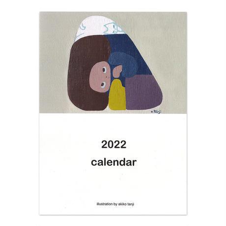 たんじあきこ 2022 カレンダー