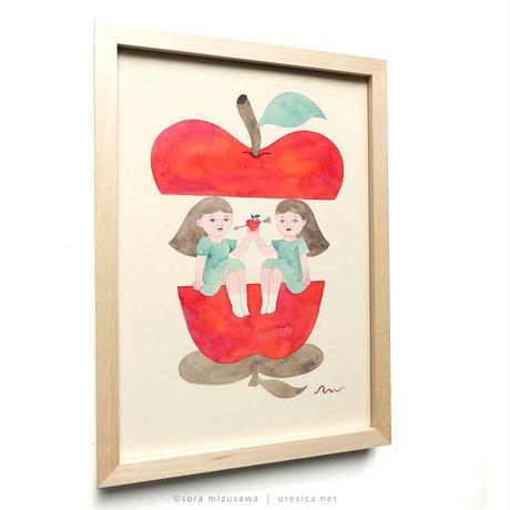 水沢そら「The Apples」