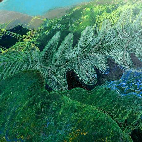加藤休ミ「上空から見える」