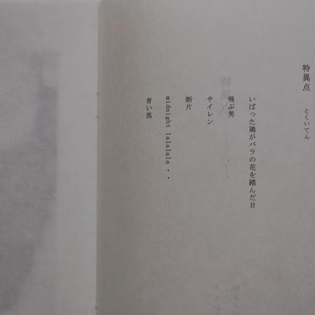 さかたきよこ タダジュン『特異点』第一号
