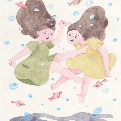 水沢そら「水中ダンス」
