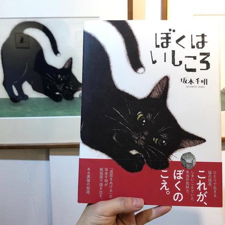 『ぼくはいしころ』坂本千明★サイン本