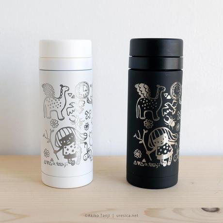 たんじあきこ サーモ ステンレスボトル